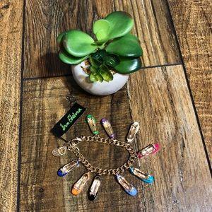Sam Edelman Shoe Bracelet